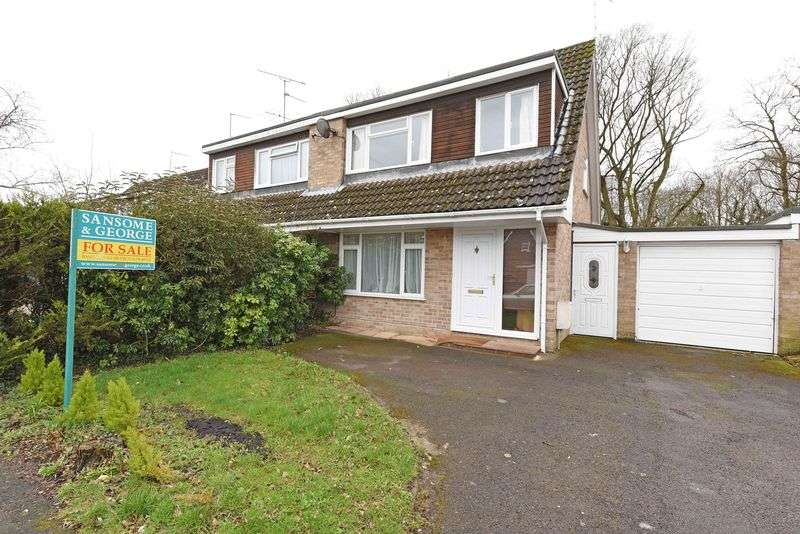 3 Bedrooms Semi Detached House for sale in Longbridge Road Bramley