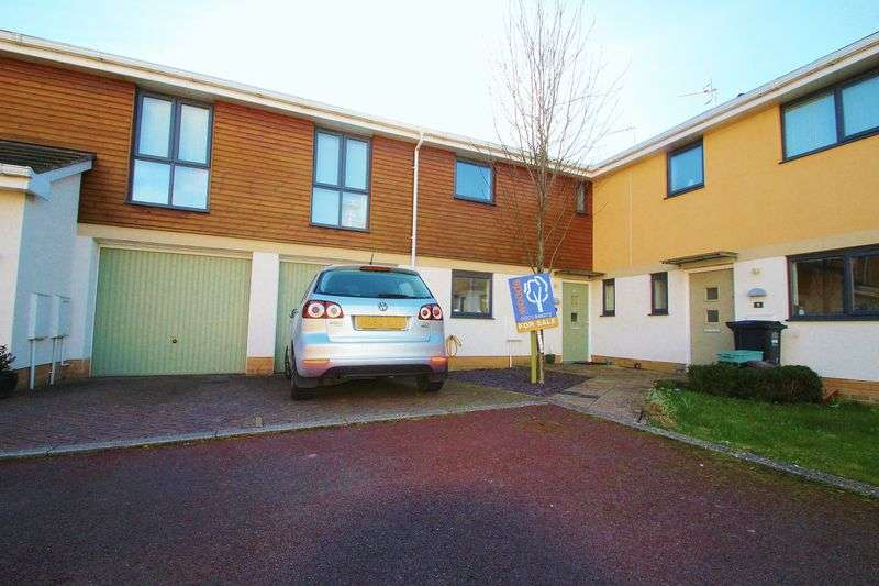 3 Bedrooms Terraced House for sale in Halyard Way, PORTISHEAD
