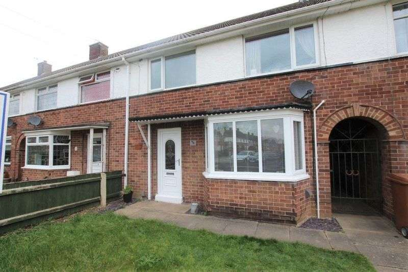 3 Bedrooms Terraced House for sale in SOUTHWOLD CRESCENT, SCARTHO