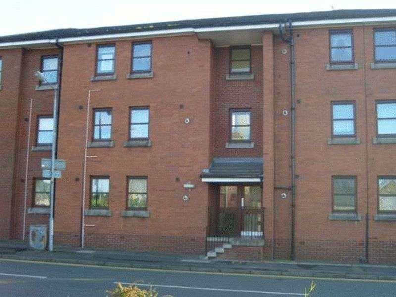 1 Bedroom Flat for sale in Kirkwood Street, Coatbridge
