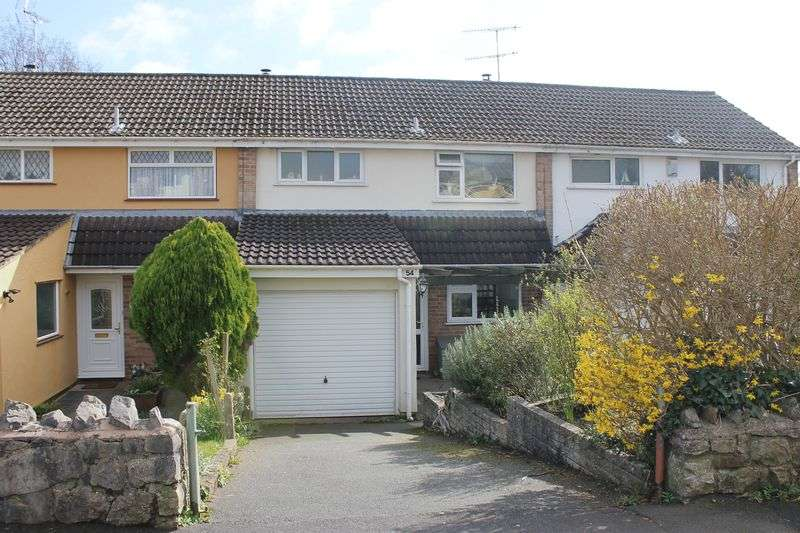3 Bedrooms Terraced House for sale in Yeomeads, Long Ashton
