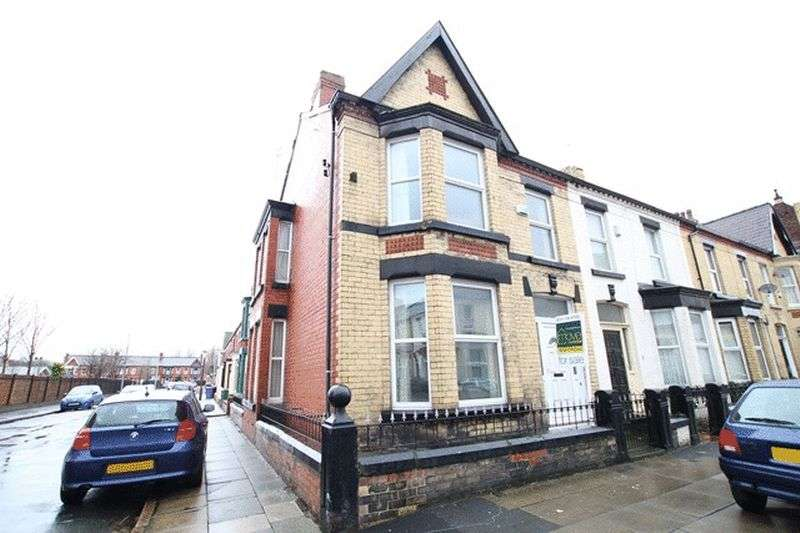 4 Bedrooms Terraced House for sale in Nicander Road, Mossley Hill, Liverpool, L18