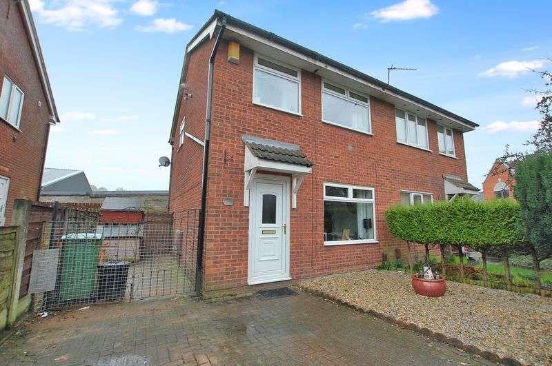 3 Bedrooms Semi Detached House for sale in Seddon Street, Bolton