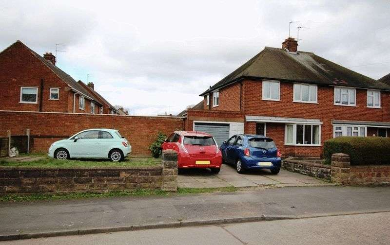 3 Bedrooms Semi Detached House for sale in Milton Road, Coseley