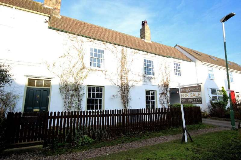 4 Bedrooms Terraced House for sale in Manor Close, Shincliffe