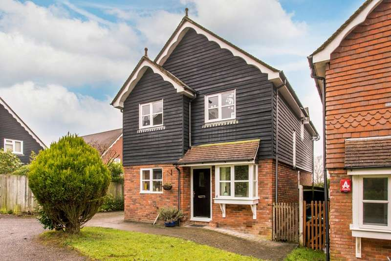 4 Bedrooms Detached House for sale in Camelsdale, Haslemere