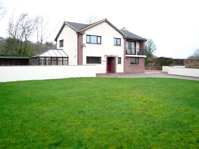 4 Bedrooms Detached House for sale in Barepot, Workington