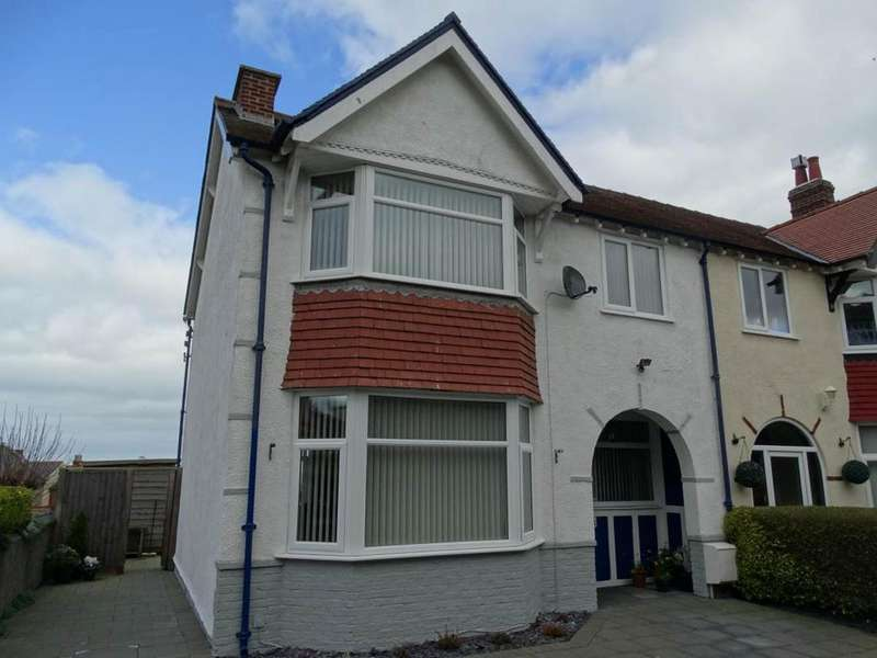 3 Bedrooms Semi Detached House for sale in 5 Withington Avenue, Old Colwyn, LL29 9NG