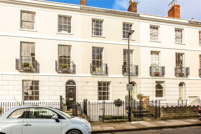 4 Bedrooms Terraced House for sale in Great Norwood Street, Cheltenham, Gloucestershire, GL50