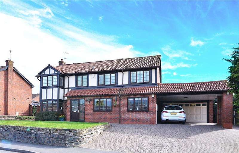 4 Bedrooms Detached House for sale in The Lakes Road, Bewdley, DY12