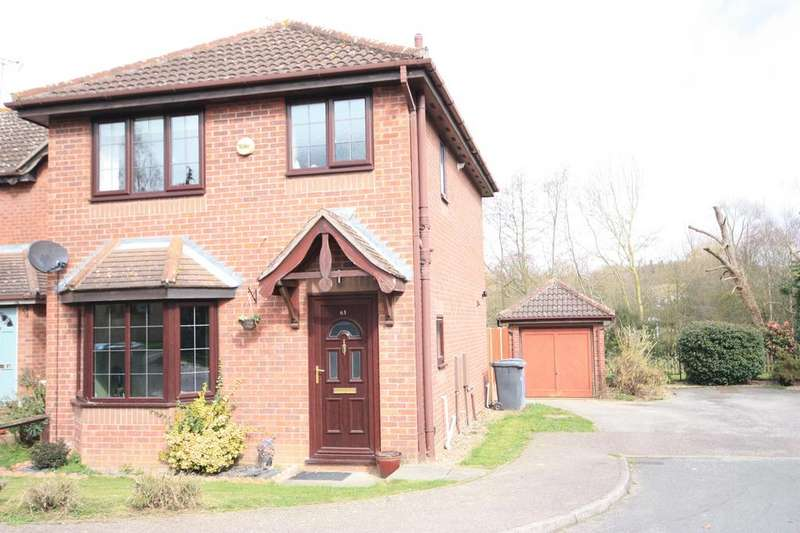 3 Bedrooms Detached House for sale in Pearson Way, Copdock, Ipswich IP8