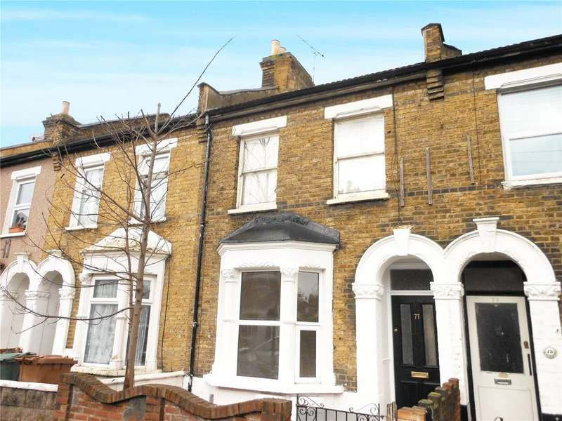 2 Bedrooms Apartment Flat for sale in Calderon Road, Leyton, E11
