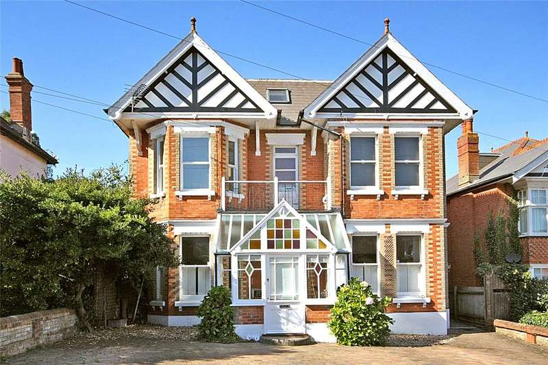2 Bedrooms Flat for sale in Irving Road, Bournemouth, Dorset, BH6