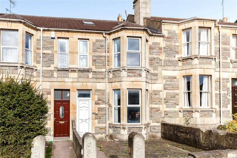 4 Bedrooms Terraced House for sale in King Edward Road, Bath, Somerset, BA2