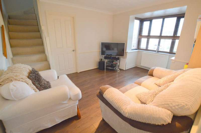 1 Bedroom Cluster House for sale in Hedley Rise, Wigmore, Luton, LU2 8UU