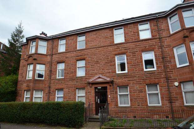 3 Bedrooms Flat for sale in Bertram Street, Shawlands, G41