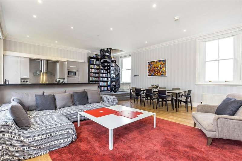 2 Bedrooms Flat for sale in Oakbrook Lodge, Goldhawk Road, London, W6