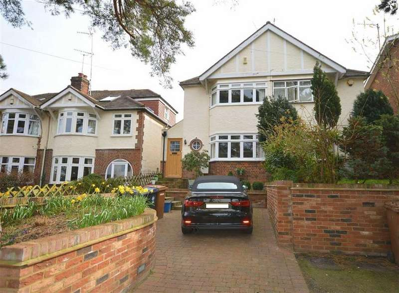 3 Bedrooms Semi Detached House for sale in Myddleton Road, Ware, Hertfordshire, SG12