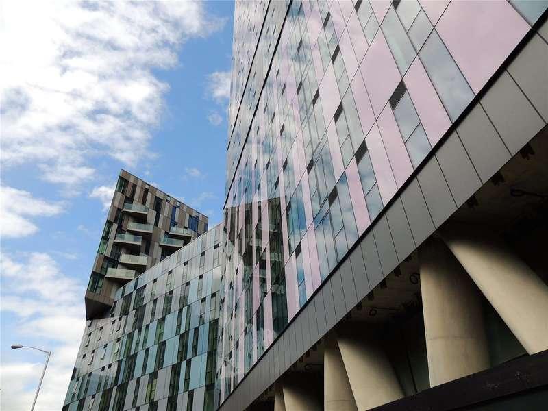 1 Bedroom Apartment Flat for sale in Pinnacle Apartments, Wellesley Road