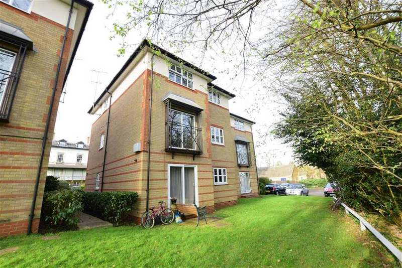 2 Bedrooms Flat for sale in Ash Court, Balmore Park, Reading