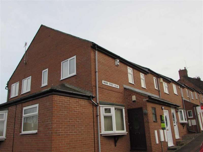 2 Bedrooms Flat for sale in Moore Street Villas, Gateshead, Tyne And Wear