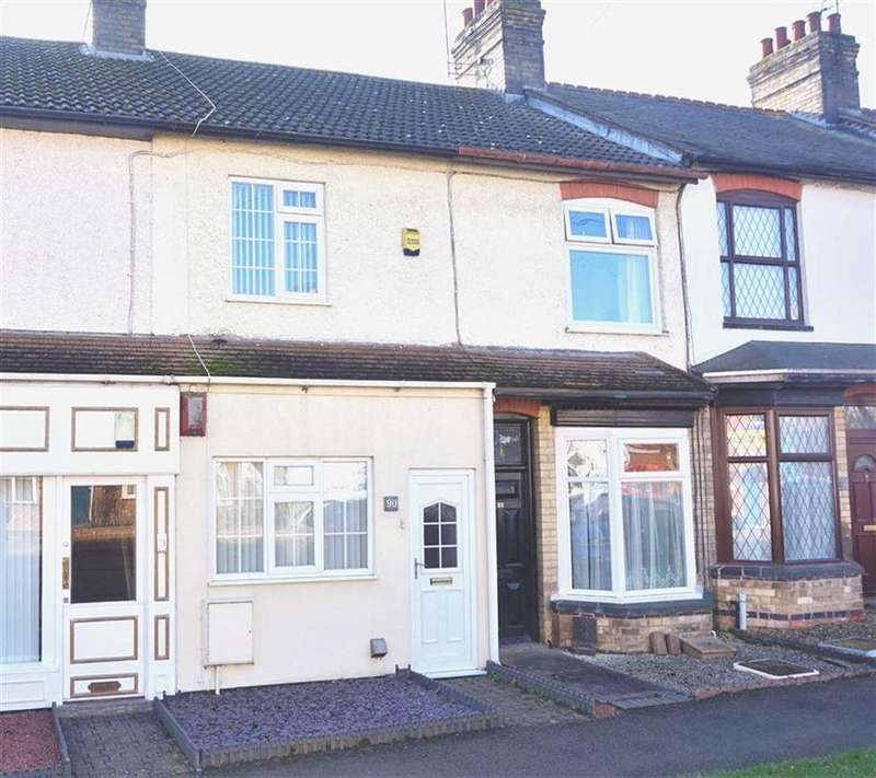 2 Bedrooms Terraced House for sale in Fleckney