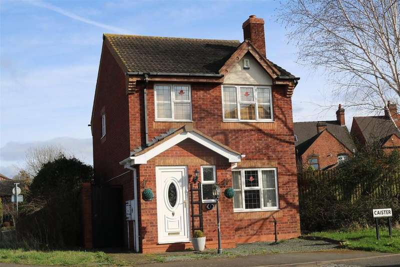 3 Bedrooms Detached House for sale in Caister, Amington, Tamworth