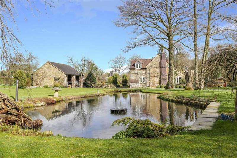 4 Bedrooms Detached House for sale in Cardington, Church Stretton, Shropshire