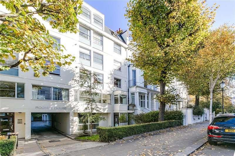 3 Bedrooms Flat for sale in Rodney House, 12-13 Pembridge Crescent, London