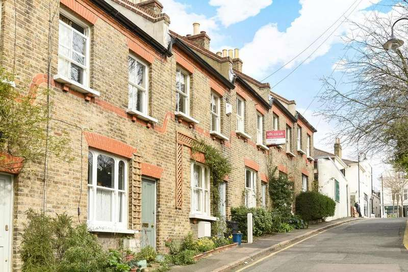 2 Bedrooms Cottage House for sale in Haynes Lane, Crystal Palace, SE19
