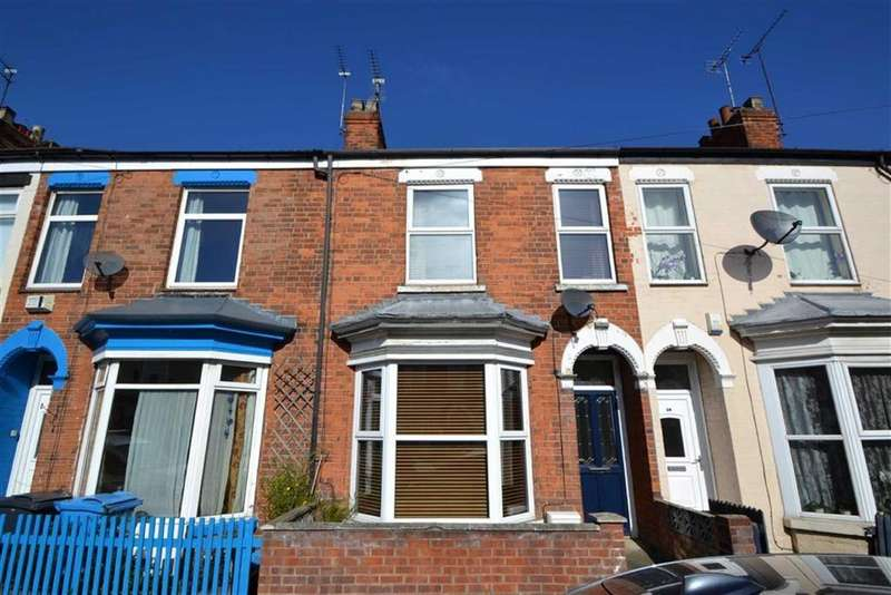 3 Bedrooms Terraced House for sale in Thoresby Street, Princes Avenue, Hull, HU5