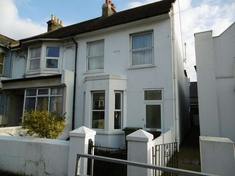 3 Bedrooms End Of Terrace House for sale in Trafalgar Road, Portslade BN41