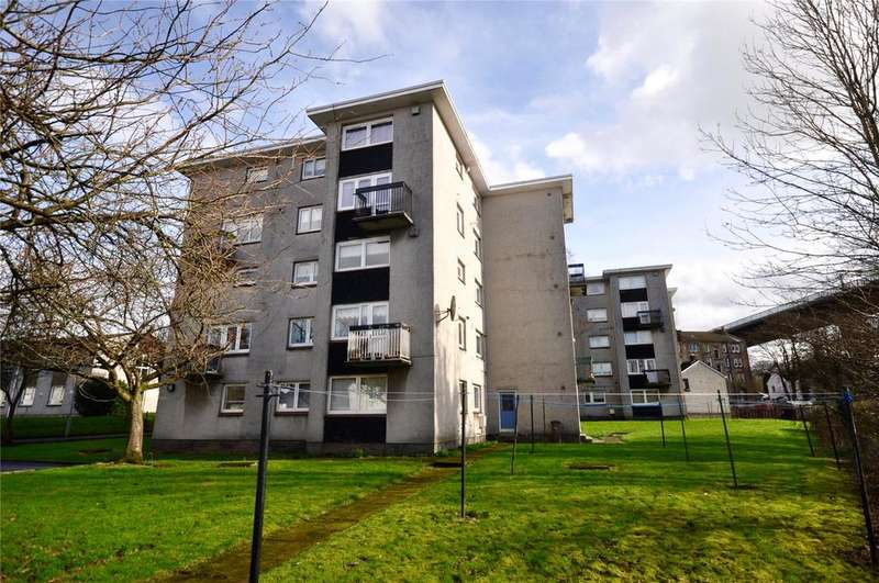 2 Bedrooms Flat for sale in 21, 4 Ashtree Court, Old Kilpatrick, Glasgow, G60