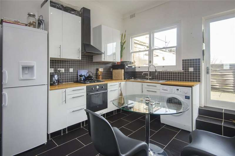 2 Bedrooms Flat for sale in Chatsworth Road, London, E5