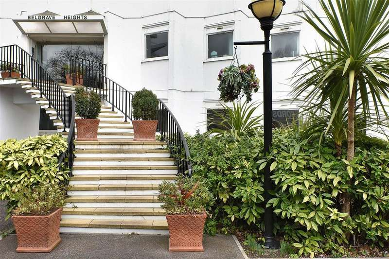 1 Bedroom Flat for sale in Belgrave Heights, 26 Belgrave Road, London, E11