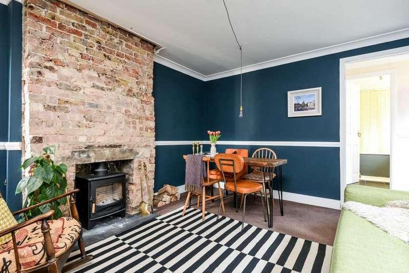 2 Bedrooms Flat for sale in Drakefell Road, Brockley, SE4