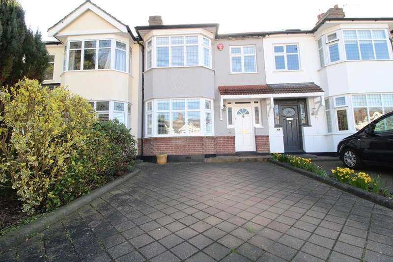 4 Bedrooms Terraced House for sale in Meadowside Road, Upminster, RM14