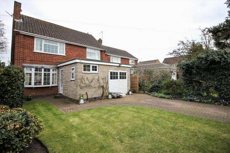 4 Bedrooms Detached House for sale in Manor Farm Meadow, East Leake