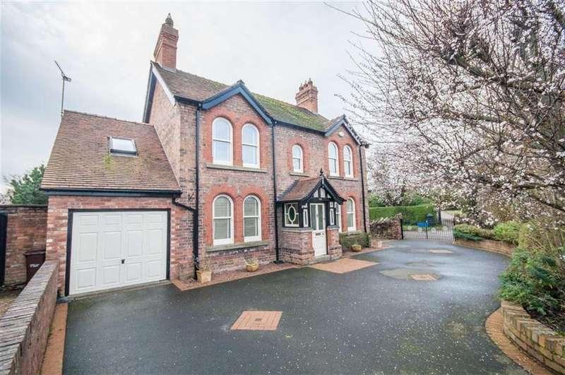 4 Bedrooms Detached House for sale in The Highway, Hawarden, Flintshire, Hawarden, Flintshire