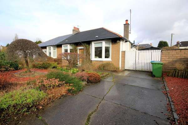 2 Bedrooms Semi Detached Bungalow for sale in 92 Hillington Road South, Glasgow, G52 2AJ