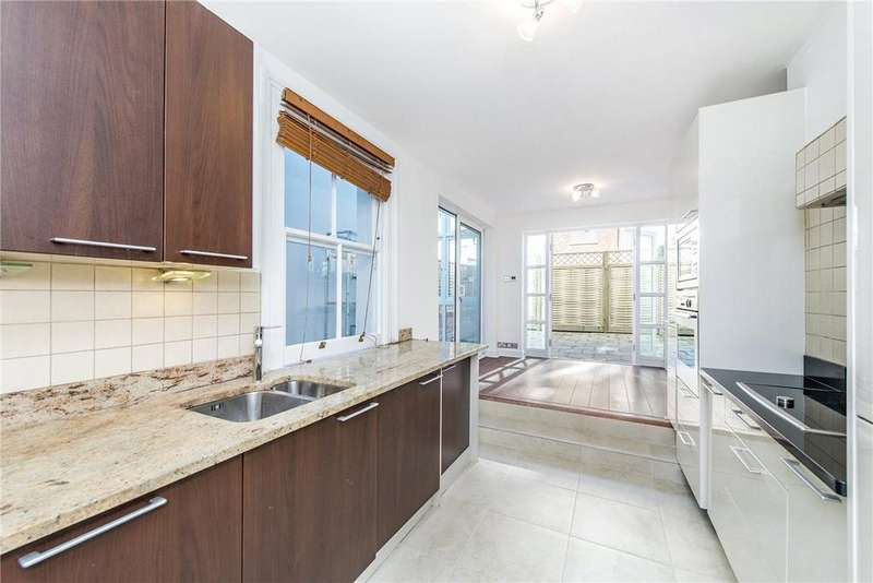 4 Bedrooms Detached House for sale in Averill Street, London, W6