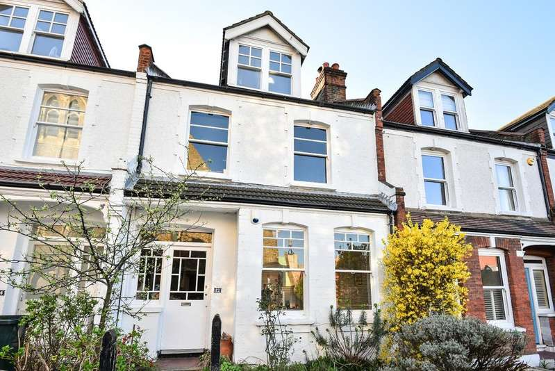 4 Bedrooms Terraced House for sale in Fairfield Road Beckenham BR3