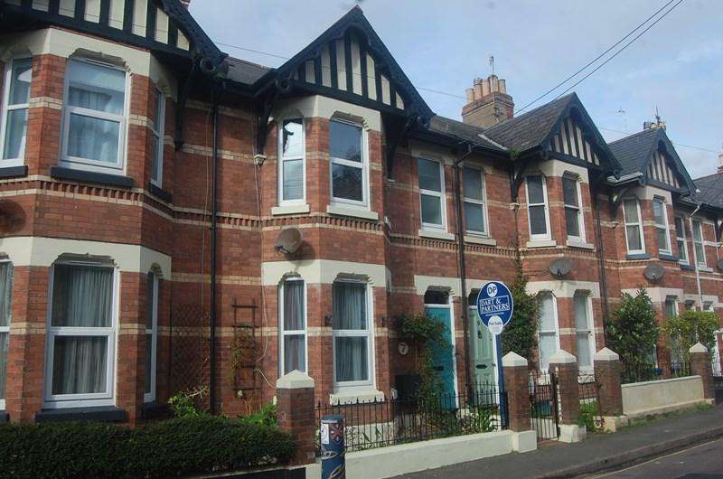 3 Bedrooms Terraced House for sale in Lower Brimley Road, Teignmouth