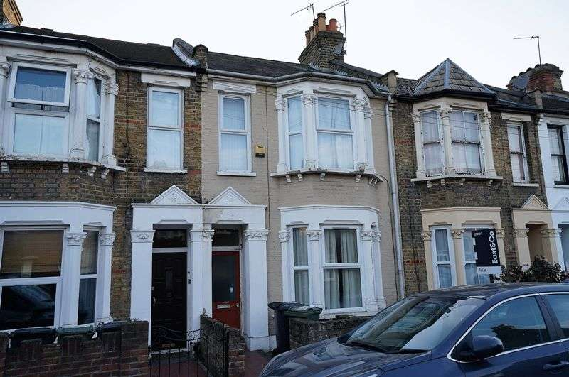 3 Bedrooms Terraced House for sale in Three Bedroom House, Mayville Road, Leytonstone, E11