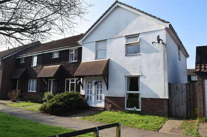 4 Bedrooms House for sale in Aldridge Close, Chelmer Village, Chelmsford