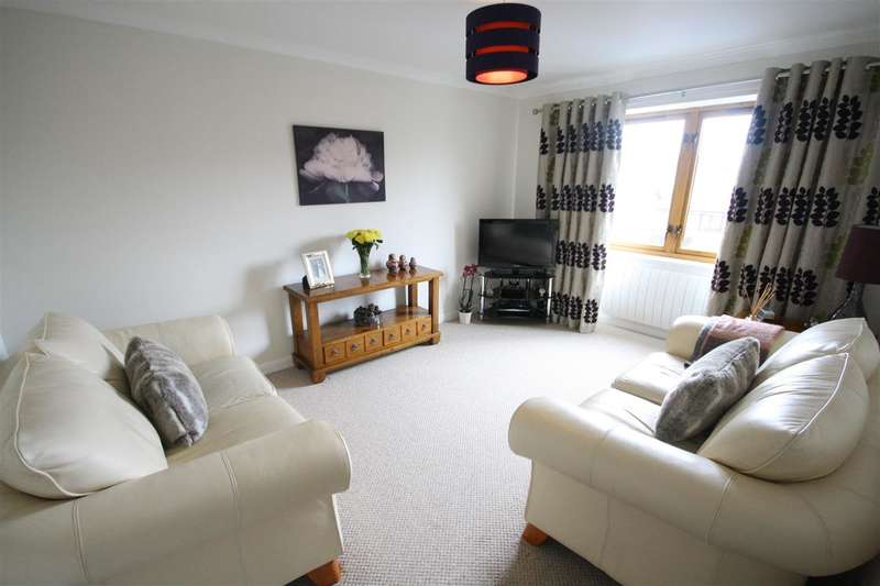 1 Bedroom Apartment Flat for sale in Hunter Gardens, Bonnybridge
