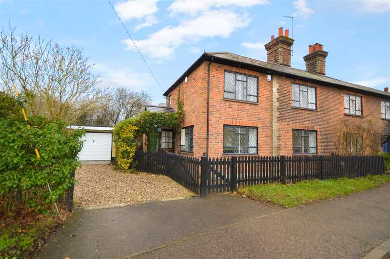 4 Bedrooms Semi Detached House for sale in Heybridge Cottages, Roman Road, Ingatestone
