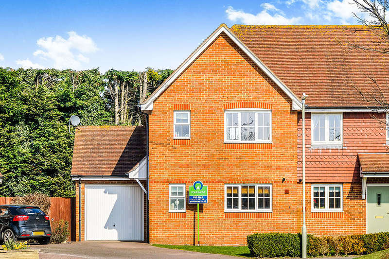3 Bedrooms Semi Detached House for sale in Wye Green, Herne Bay, CT6