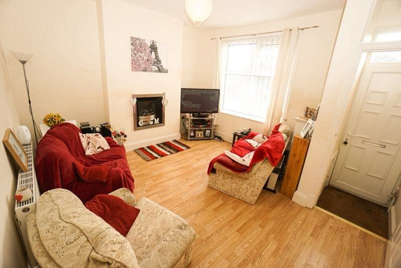 2 Bedrooms Terraced House for sale in Quarry Road, Chorley