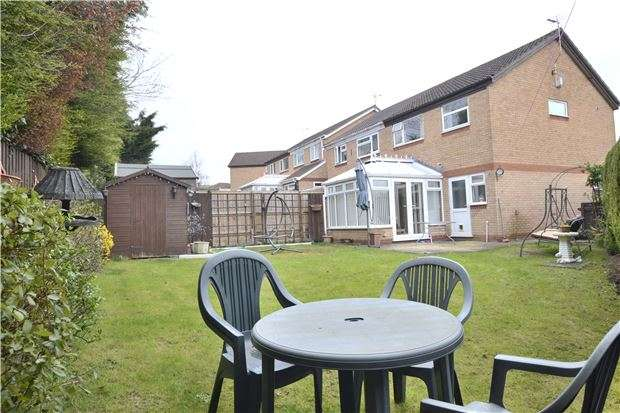 3 Bedrooms Semi Detached House for sale in Basil Close, Abbeydale, GLOUCESTER, GL4 5TJ